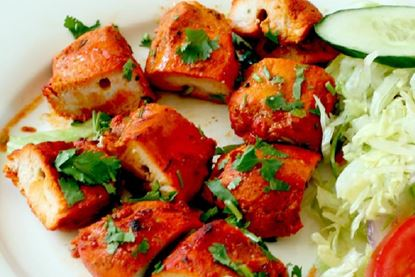 Picture of Paneer Shashlik