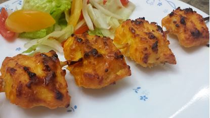 Picture of Fish Tikka