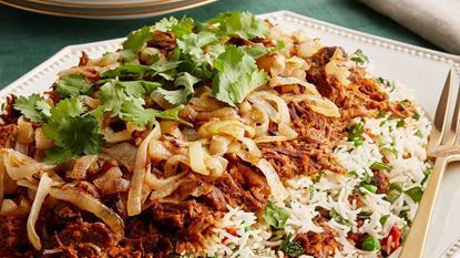 Picture of Beef Biryani (new)