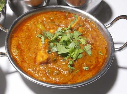 Picture of Chicken & Saag Balti