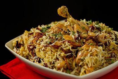 Picture of Chicken Biryani
