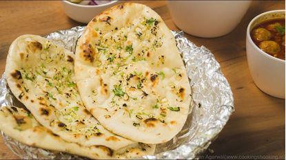 Picture of Garlic Naan