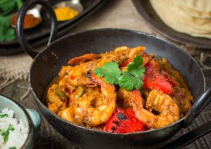 Picture of King Prawn Balti