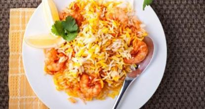 Picture of King Prawn Biryani