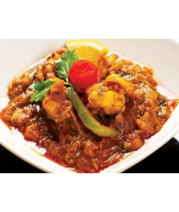 Picture of King Prawn Pathia