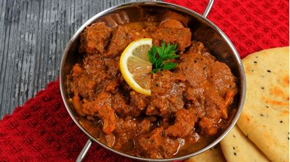 Picture of Lamb Madras or Vindaloo