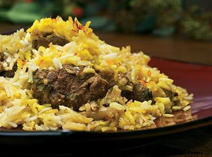 Picture of Lamb Biryani