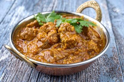 Picture of Lamb Tikka Korai