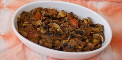 Picture of Mushroom Bhaji