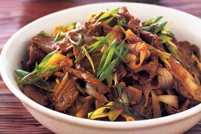 Picture of Stir Fry	(Chicken Lamb)