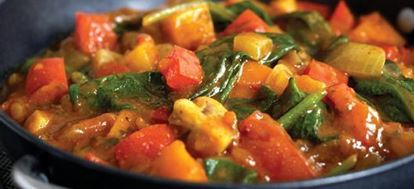 Picture of Vegetable Balti